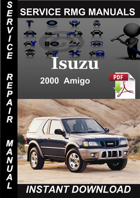 free online car repair manuals download 1996 isuzu rodeo auto manual 2000 isuzu hombre manual free download 2000 isuzu suv owner s manual reference book
