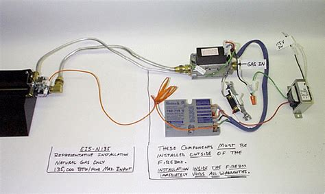 Fireplace Electronic Ignition System by Electronic Ignition