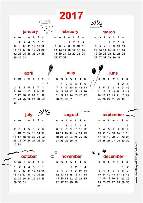 Or Free 2017 294 Best Images About Free Printable 2017 2016 Calendars