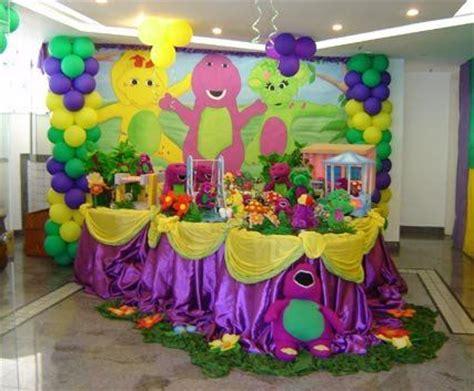 Barney Decorations by Barney Decorations Barney Ideas