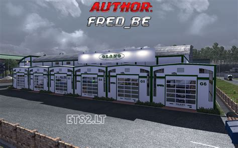 custom large garage ets 2 mods ets2downloads garage custom olano ets 2 mods