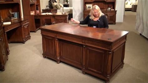 wesley executive home office desk by samuel