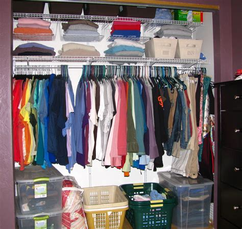 how to organize in a closet how to organize a closet the 5 simple steps i use every