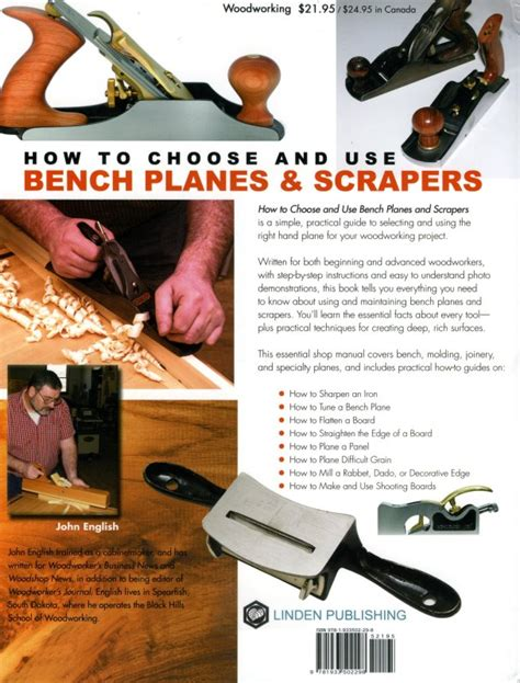 how to use a bench plane how to choose and use bench planes scrapers by john english