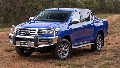 toyota accessories 2016 hilux will get over 60 toyota genuine accessories