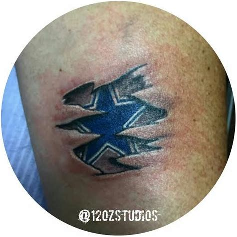 dallas cowboys star tattoo designs 65 best images about cowboys stuff on