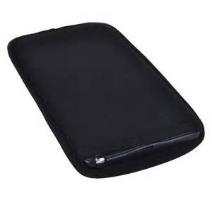 Charger Plus Headset Oc Iphone neoprene shock absorbing soft pouch sleeve bag for