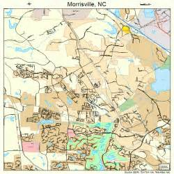 morrisville carolina map 3744520