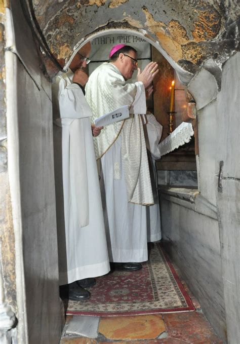 We Made Our Annual Passover Pilgrimage To Connecti by Archbishop Tobin On The Pilgrimage Tekton Ministries