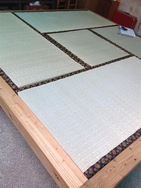 Tatami Bed Frame Pin Tatami Wood Bed Frame On Pinterest