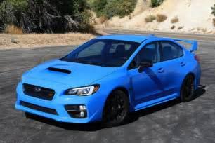 Subaru Con Subaru Wrx Sti