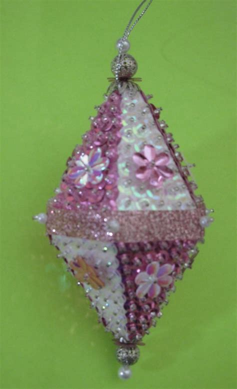 sequin ornament kits 1000 images about ornaments on sequin