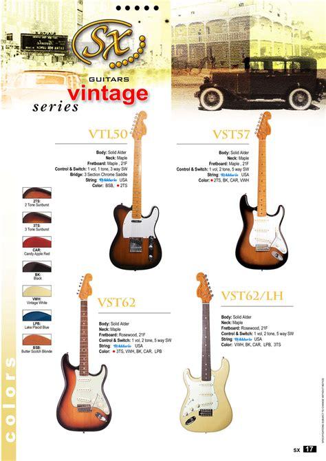 Sx Handmade Vintage Series - sx vintage series