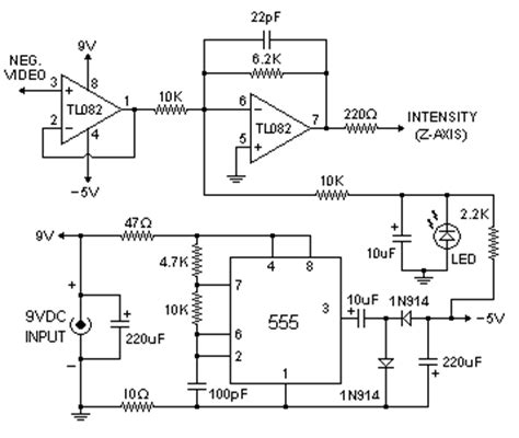 switched capacitor converter state model generator circuit diagram converter trigger signal causes the 555 to discharge the capacitor for