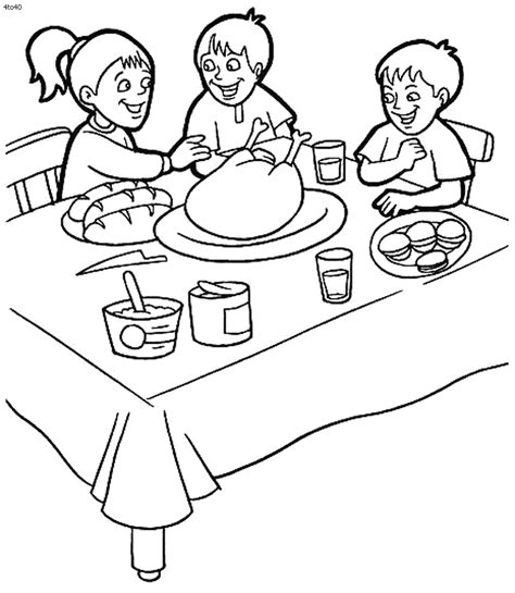 thanksgiving coloring pages clip art thanksgiving art pictures cliparts co