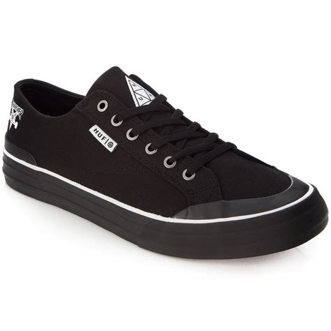 Huf X Thrasher 1 Huf X Thrasher Classic Lo Shoes