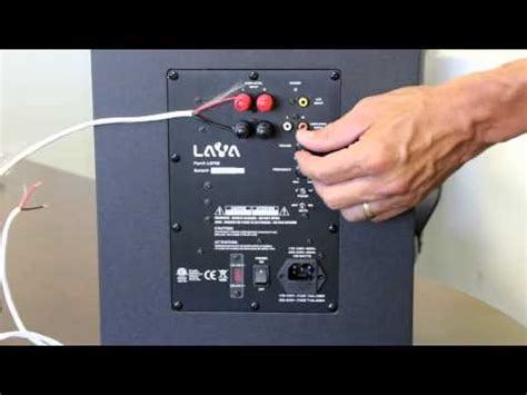 onkyo speaker connection avr av home cinema receiver