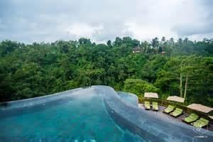 Hanging Gardens Ubud j ai test 233 la plus belle piscine du monde 224 bali