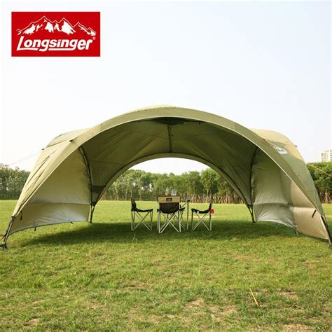 canopy tent with awning summer outdoor super large cing tent canopy tent awning