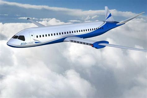 Electric Airplane by Easyjet Teams Up With Eco Friendly Electric Plane Company