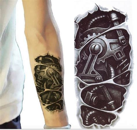 bionic tattoo designs 1000 ideas about tribal sleeve tattoos on