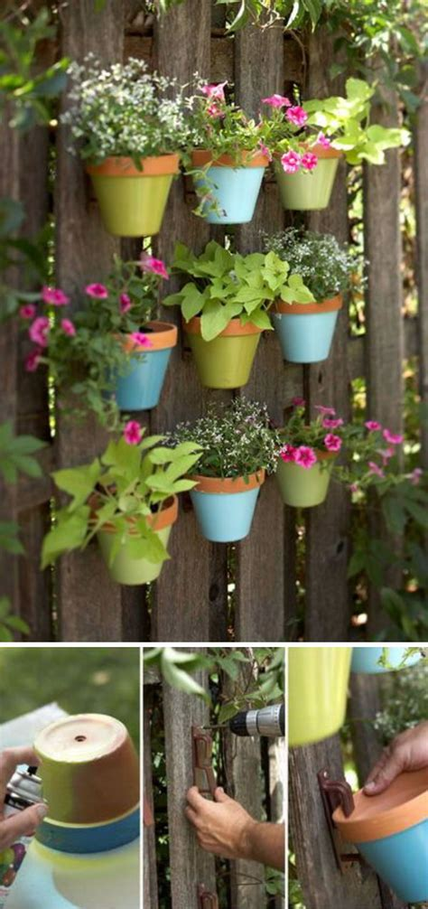 cool indoor  outdoor vertical garden ideas