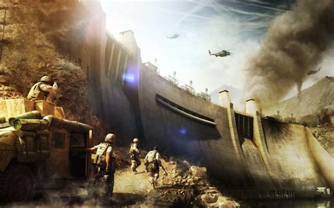 operation flashpoint red river game wallpapers hd