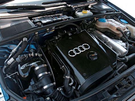 Audi A4 Motor by Audi A4 Aplastante Deportividad