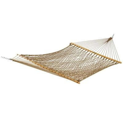 pawleys island 13 ft large duracord rope hammock