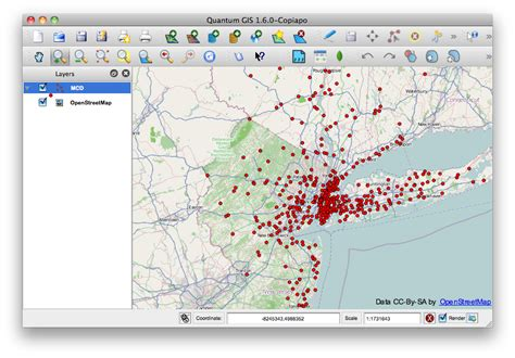 zip code map qgis mongodb plugin for quantum gis