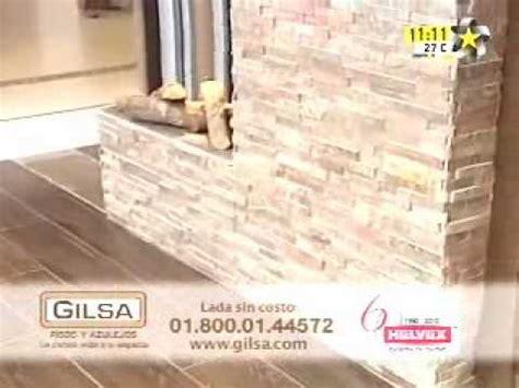 gilsa pisos  azulejos mencion en tv mayo  youtube