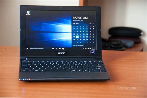 Laptop Acer Aspire One 10 installing windows 10 on a 7 year acer aspire one flawless performance