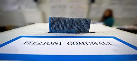 interno it elezioni elezioni amministrative oggi oltre nove milioni di