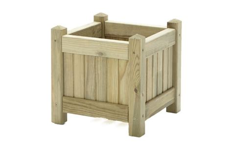 Planters Homebase by Wooden Bay Tree Planter Homebase Garden