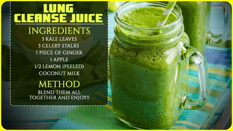 Detox For Smokers by Detox Your Lungs In Just 3 Days With This Home Made Juice