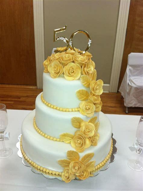 wedding anniversary cake ideas 24 best 50th wedding anniversary cakes images on