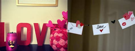 valentines day home decorations valentine s day 2017 creative diy home decor ideas to
