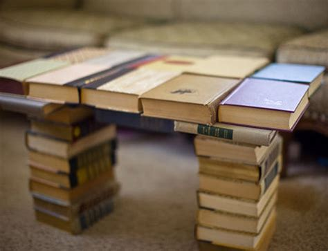furniture made out of books 187 curbly diy design decor