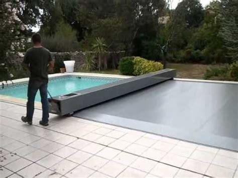 couverture de piscine dell