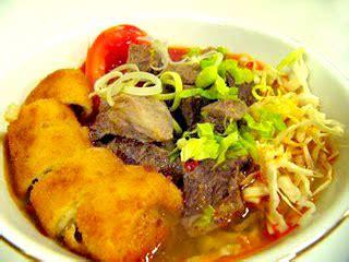 kumpulan resep masakan resep soto mie bogor