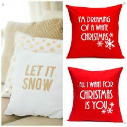 Bathroom Decorations Ideas - christmas cushions diy decorator