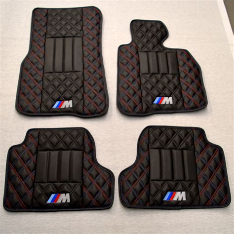 bmw  series     tailored luxury car floor mats car seat covers direct