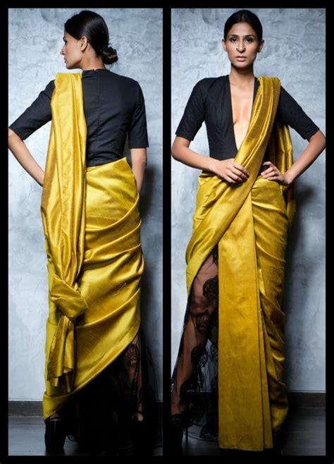 professional saree draping 25 sweet interesting ways to drape a sari to perfection
