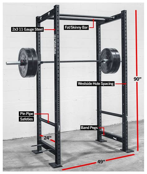 Efs Power Rack by Best Squat And Power Rack Reviews And Comparisons 2017