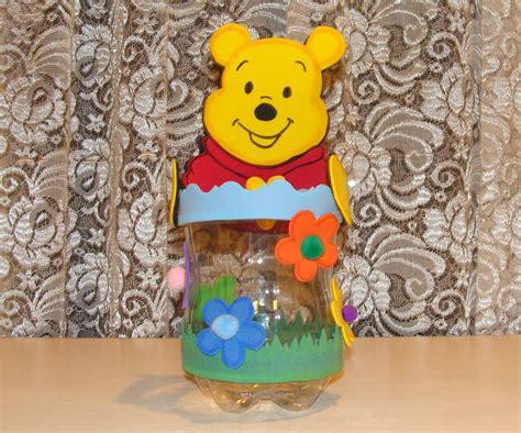 imagenes de winnie pooh en foami diy dulcero winnie pooh bbarte1 youtube