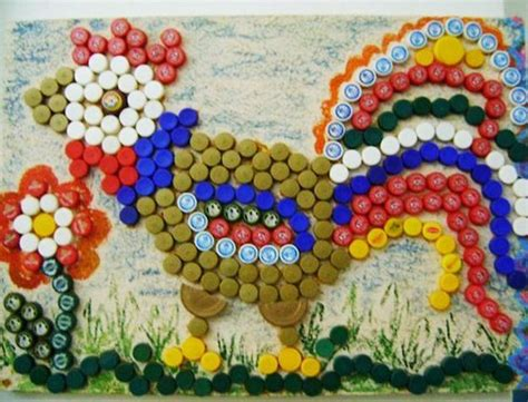 bottle cap craft ideas for 22 creative ideas to reuse and recycle bottle caps for