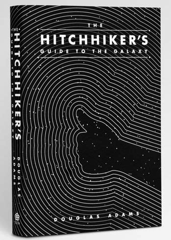 13 best The Hitchhiker's Guide to the Galaxy - Book Covers
