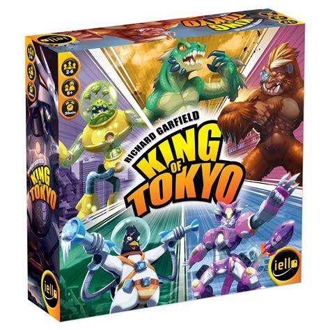 king of king of tokyo 2016 version iello