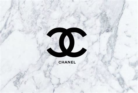 chanel wallpaper pinterest chanel logo with a marble background this is perfect for
