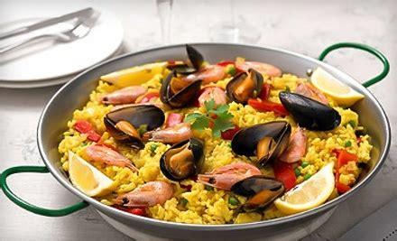 paella house paella house restaurant in orlando fl groupon